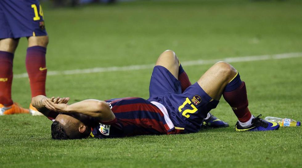 Las caras de la decepción: Barcelona perdió la Copa del Rey - 3