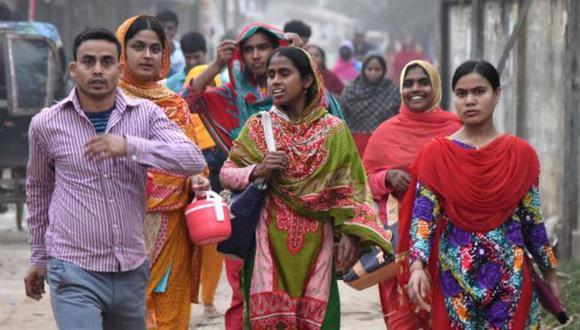 Bangladesh atraviesa un boom económico, con el aumento en los ingresos per cápita. (Foto: Getty Images)