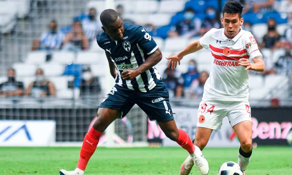Monterrey chocó con Toluca por el Torneo Apertura 2021 de Liga MX | Foto: @TolucaFC