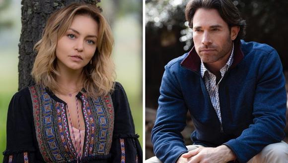 """Angelique Boyer y Sebastián Rulli participarán en la telenovela """"Vencer el pasado"""". (Foto: Instagram @angeliqueboyer / @sebastianrulli)."""