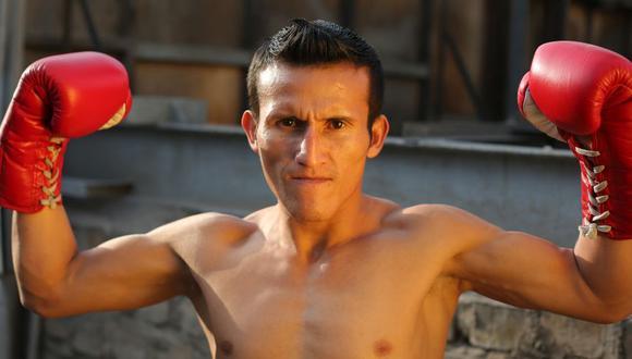 El 'Cacique' Astuvilca tiene un récord invicto de 21-0 como boxeador. (Foto: GEC)