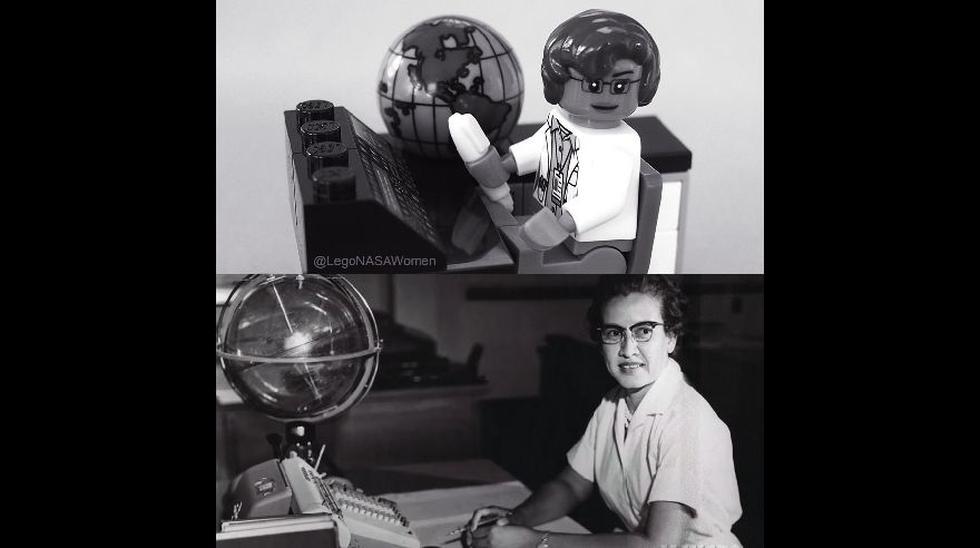 Lego rinde un homenaje a las pioneras de la NASA - 12