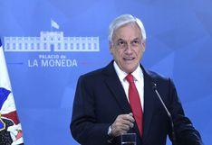 Piñera pide perdón y anuncia aumento del salario mínimo y ajustes en pensiones y salud