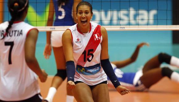 Vóley: Karla Ortiz fue fichada por club de la Liga Israelí