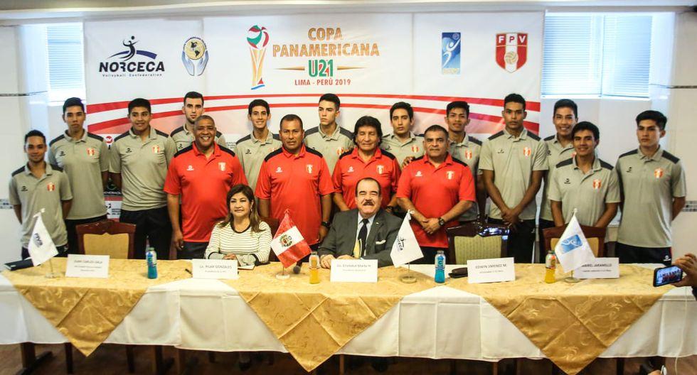 La Copa Panamericana U21 se realizará en el Coliseo Manuel Bonilla. (Foto: FPV).
