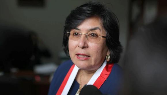 Marianella Ledesma, presidenta del TC. (Foto: GEC)