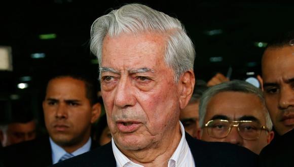 Mario Vargas Llosa: Nicolás Maduro no representa a Venezuela