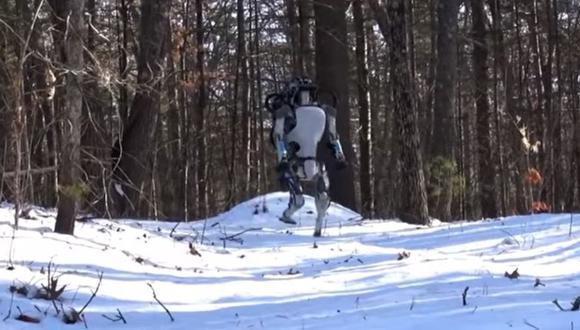 A pesar de las promesas de la inteligencia artificial, los resultados —como el robot humanoide Atlas— han sido pocos. (Foto: Scinews)