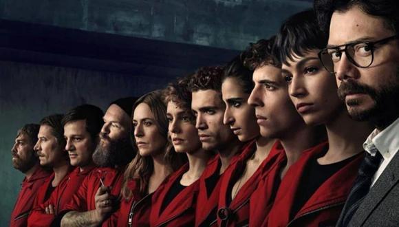 """La quinta temporada de """"La casa de papel"""" será una de las series más esperadas por los fanáticos de Netflix. ¿En qué terminará esta historia? (Foto: Netflix)"""