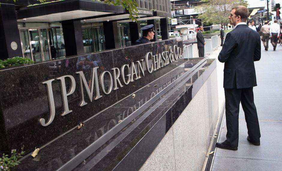 JP Morgan fue uno de los bancos consultados por Mnuchin. (Foto: Getty)