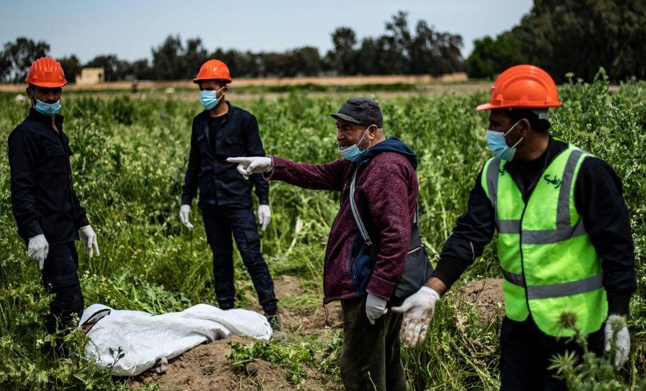 Este descubrimiento podría identificar personas hasta ahora consideradas desaparecidas o esclarecer las circunstancias de la muerte de miles de otras. (Foto: AFP)