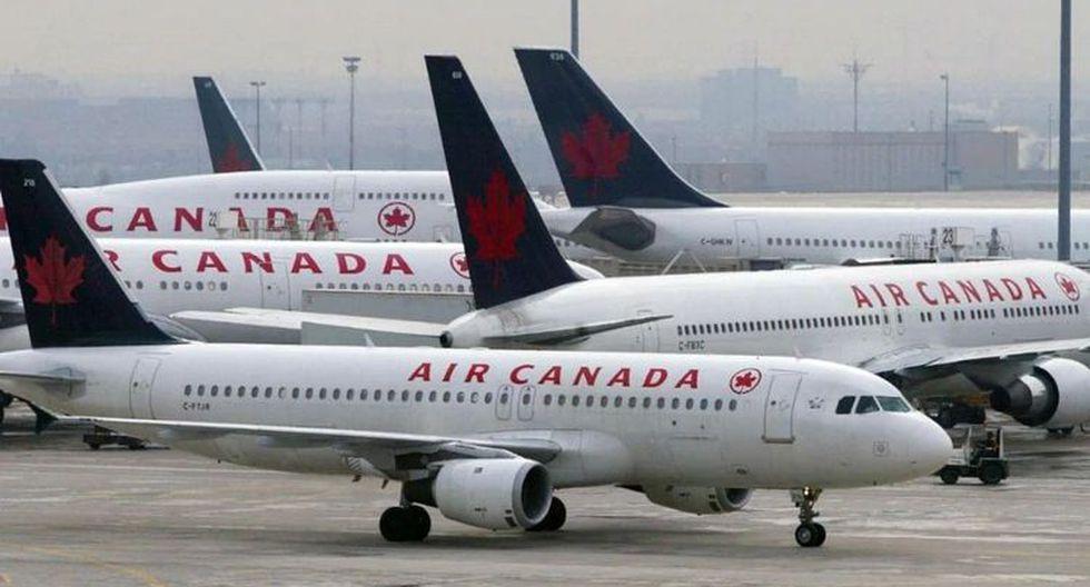 El caso se conoció tras la publicación de la pasajera en el fanpage de la aerolínea. Air Canada confirmó el incidente pero se rehusó a comentar cómo se podrían haber olvidado de la pasajera. (AP)