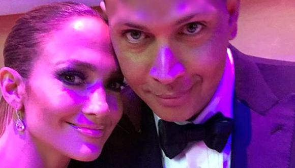 Jennifer López y Álex Rodríguez en el mejor momento de su relación. (Video: Instagram)