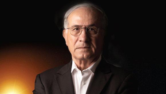 Haim Eshed estuvo tres décadas al frente de la dirección espacial del Ministerio de Defensa de Israel y supervisó el lanzamiento de numerosos satélites israelíes al espacio. Asegura que los extraterrestres existen y que Donald Trump lo sabe. (Foto: Haim Eshed)