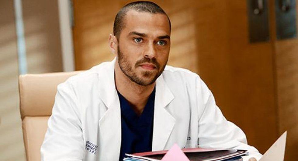 Jesse Williams es Jackson en 'Grey's Anatomy' y por asuntos profesionales esta temporada aparecerá menos en la serie (Foto: ABC)