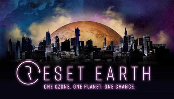 Reset Earth. (Difusión)