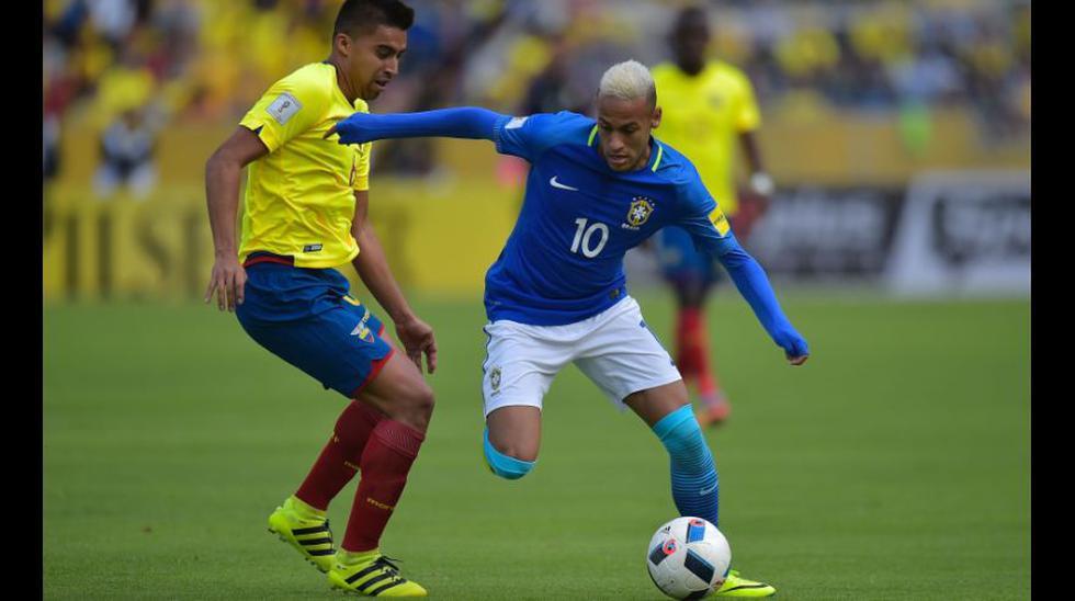 Neymar estrenó look en triunfo histórico de Brasil en Quito - 20