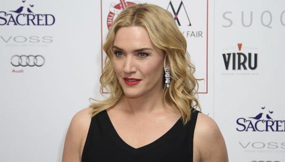 Kate Winslet. (Foto: Agencias)