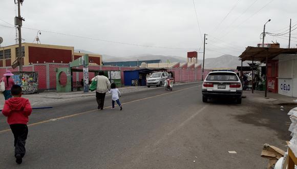 Labores en los colegios serán suspendidas debido al paro indefinido en contra del proyecto minero Tía María. (Foto: Zenaida Condori)