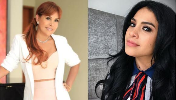 """Magaly Medina a Maricarmen Marín: """"Le aconsejo que se quede en su casa y haga la cuarentena"""" (Foto: Instagram)"""