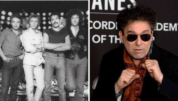 "El músico argentino Andrés Calamaro respondió cientos de tuits sobre la banda ""Queen"". (Foto: Bridget Bennett/AFP/@officialqueenmusic)."