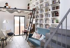 Recorre la casa que todo amante de los libros quisiera tener | FOTOS