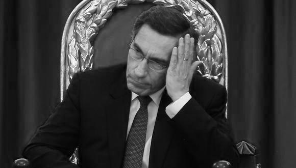 En su declaración prestada en noviembre del 2020, Martín Vizcarra, sostuvo que nunca se reunió con la fiscal Sandra Castro cuando fue presidente . (Foto: GEC)