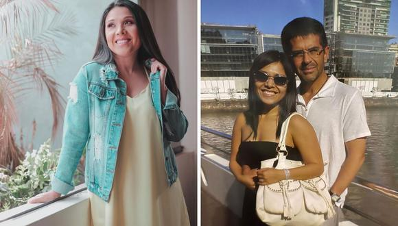 "Tula Rodríguez dedica mensaje a Javier Carmona: ""En cada atardecer está él"". (Foto: Instagram /@tulaperu)"