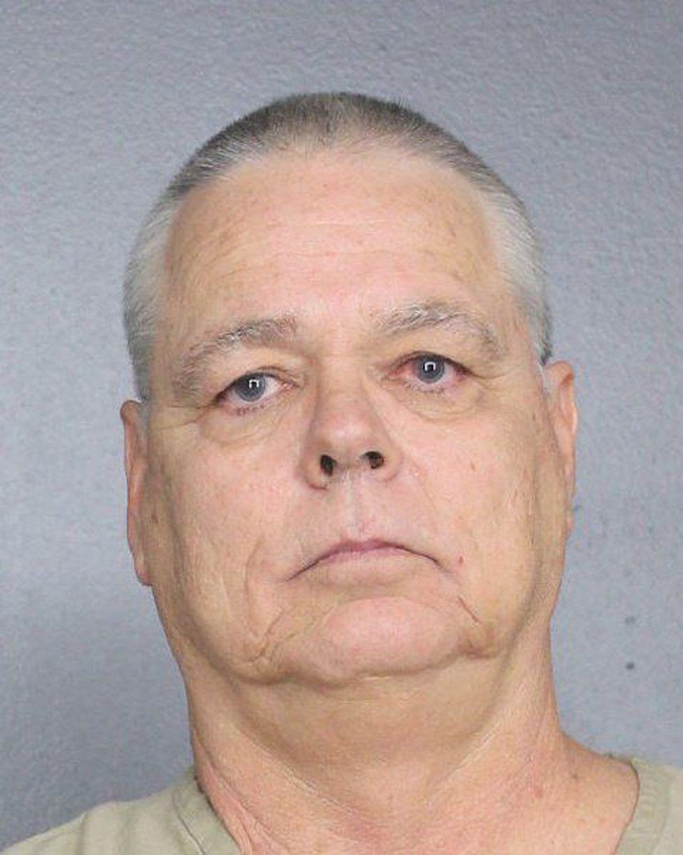 Scot Peterson, de 56 años. (Reuters).