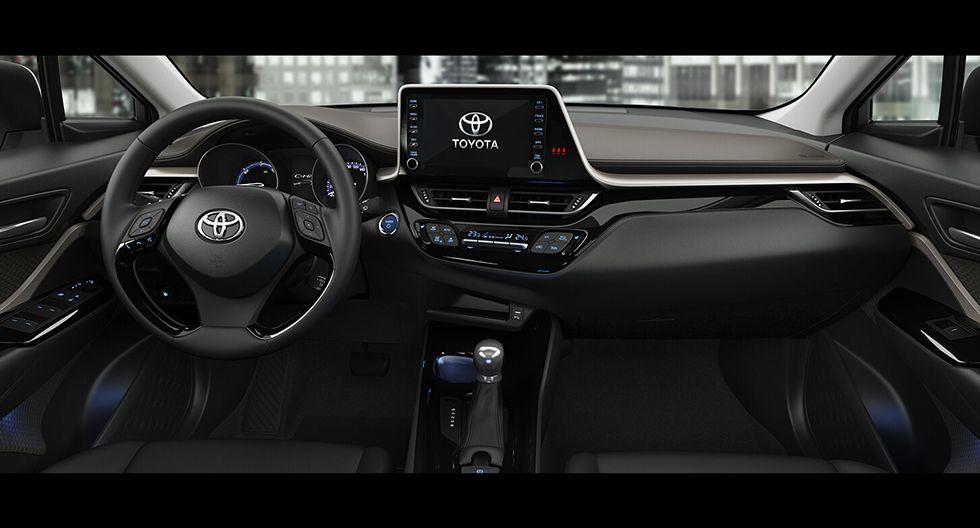 La C-HR tiene asientos de cuero y además cuenta con calefacción en los asientos delanteros. (Foto: Difusión)