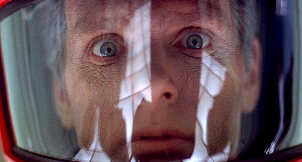 '2001: una odisea en el espacio' (1968), de Stanley Kubrick.