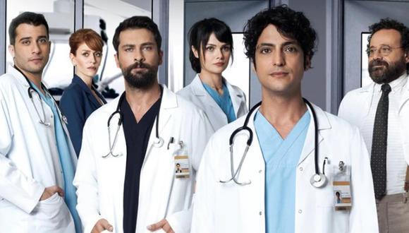 """Ya puedes ver la telenovela """"Doctor milagro"""" cuando quieras (Foto: MF Yapım)"""