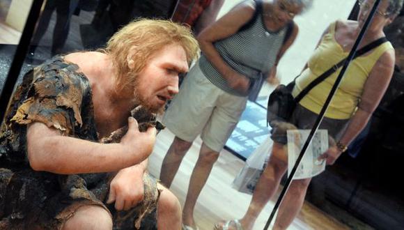 La búsqueda de una explicación a la desaparición de los Neandertales ha generado numerosas teorías, como el cambio climático, las epidemias o la incapacidad de competir con el ser humano moderno. (Foto: AFP)