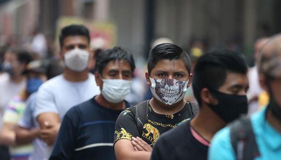 Coronavirus en México   Ultimas noticias   Último minuto: reporte de infectados y muertos hoy, martes 7 de julio del 2020   Covid-19   (Foto: EFE/Sáshenka Gutiérrez).
