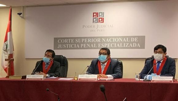 La Sala Penal de Apelaciones para casos de corrupción de funcionarios evaluará apelación de Luis Pebe. (Difusión)