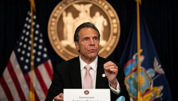 El gobernador de Nueva York Andrew Cuomo ha sido acusado de acoso sexual. (AFP).