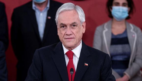 """El presidente de Chile, Sebastián Piñera adelantó que su Gobierno ya trabaja en """"un plan de segunda ola"""", que tiene como referencia la experiencia europea: """"A ello hemos dedicado mucho tiempo, planificación y recursos"""". (Foto: EFE/ PRENSA PRESIDENCIA)."""