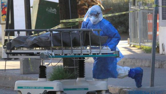 Coronavirus en México | Últimas noticias | Último minuto: reporte de infectados y muertos hoy, viernes 27 de noviembre del 2020 | Covid-19 | (Foto: EFE/ Luis Torres).