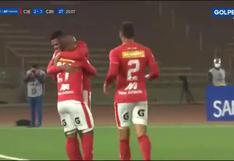 Sporting Cristal vs. Cienciano: Luis Trujillo anotó un golazo para el 2-1 de los cusqueños | VIDEO