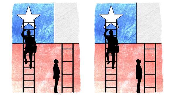 """""""Mientras que todo ciudadano tiene un voto y es fundamento de la igualdad, la libertad del consumo depende de los ingresos y la riqueza"""". (Ilustración: Rolando Pinillos)"""