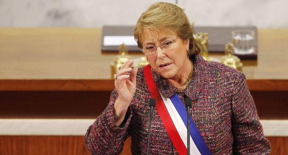 Bachelet buscará derogar Ley de Amnistía dada por Pinochet