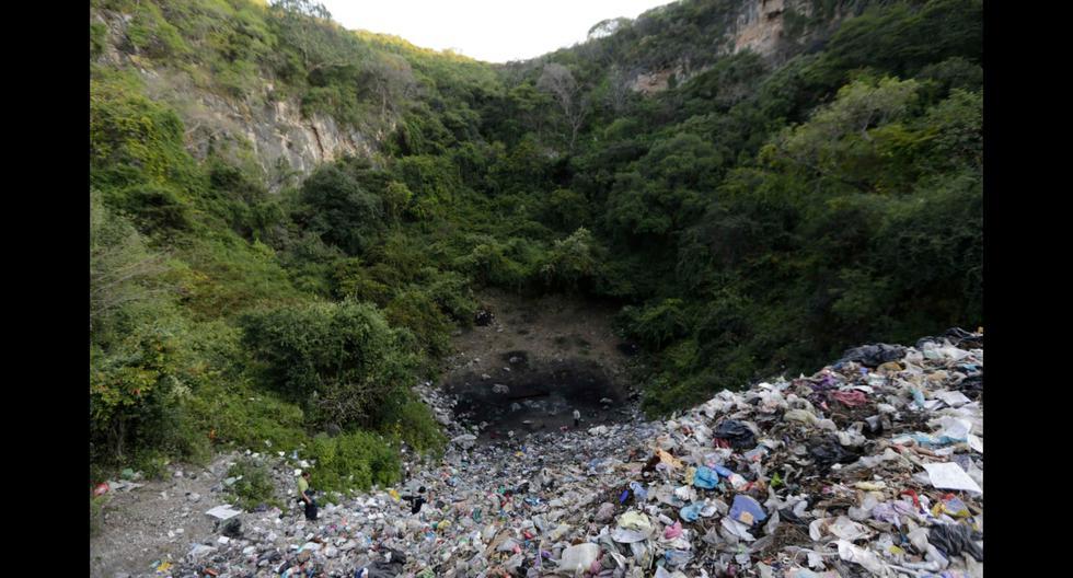 Iguala: El basurero donde fueron asesinados los 43 estudiantes - 1
