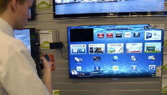Leslie Passalacqua, presidenta del Gremio de Retail y Distribución de la Cámara de Comercio de Lima (CCL), explicó que en la actualidad el sector 'retail' -que se encarga de ofertar productos de consumo masivo, como televisores- tiene el stock paralizado. (Foto: Getty)
