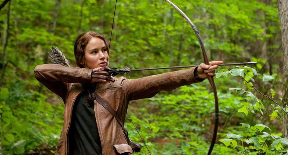 """En la trilogía de películas de """"Los Juegos del Hambre"""" que estuvo basada en los libros de Suzanne Collins, fue Jennifer Lawrence quien dio vida a Katniss Everdeen. (Foto: Lions Gate Enterteiment)"""