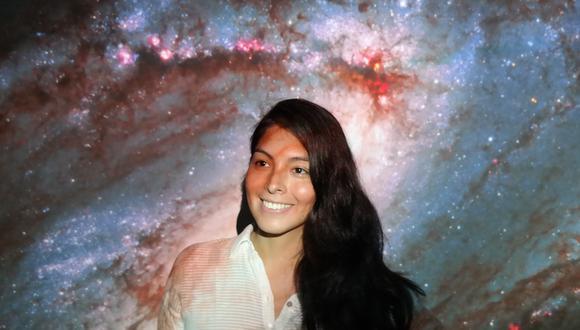 Gabriela Calistro es la ganadora del premio otorgado por la Fundación Gruber a los astrónomos jóvenes más prometedores del mundo. (Foto: Cortesía)