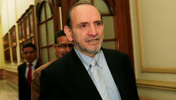 Yehude Simon: Candidato para presidir Comisión Belaunde Lossio