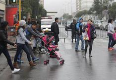 Lima soportará una temperatura mínima de 12°C, hoy domingo 20 de septiembre, según el Senamhi