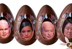 Huevos de chocolate amargo, por Mario Ghibellini