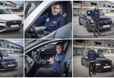 Real Madrid vs. Barcelona: los autos de lujo de las estrellas del Real Madrid   FOTOS
