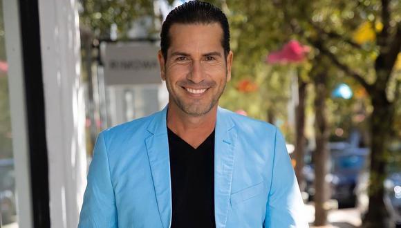Gregorio Pernía habló de la vida que llevan algunas personas, llena de lujos y apariencias. Aquí lo que dijo el actor colombiano (Foto: Gregorio Pernía/Instagram)